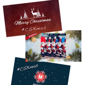 CSビジョン、クリスマス企画!#CSXmas放映中!